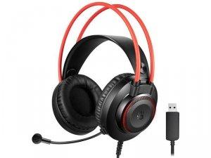 Słuchawki z mikrofonem A4Tech BLOODY G200S Black USB