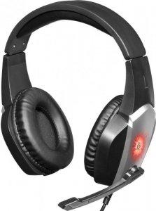 Słuchawki z mikrofonem Defender X-SKULL podświetlane Gaming + GRA