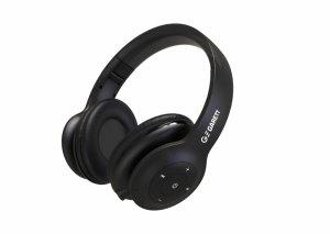 Słuchawki z mikrofonem Garett Sound Free bezprzewodowe czarne