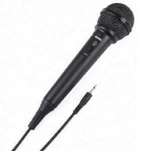 Mikrofon dynamiczny Hama DM-20, czarny