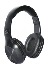 Słuchawki z mikrofonem Rebeltec VELA bezprzewodowa Bluetooth stereo czarne