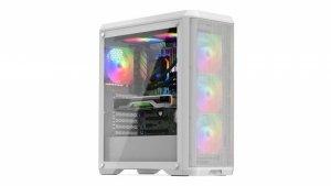 Obudowa SilentiumPC Ventum VT4V Evo TG ARGB White ATX z oknem, bez zasilacza