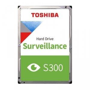 Dysk Toshiba S300 HDWV110UZSVA 1TB SATA Surveillance BULK