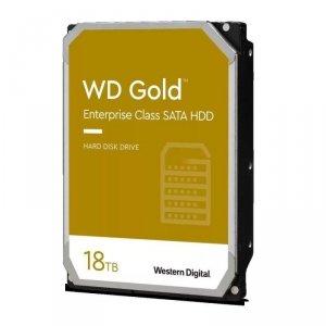 Dysk WD WD181KRYZ WD Gold Enterprise 3.5 18TB 7200 512MB SATA 6Gb/s