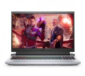 Notebook Dell G15 5515 15,6'FHD/Ryzen 5 5600H/16GB/SSD512GB/RTX3050/W10/Grey