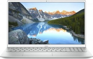 Notebook Dell Inspiron G15 5502 15,6FHD/i5-1135G7/8GB/SSD512GB/Iris Xe/W10/Silver