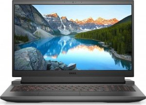 Notebook Dell Inspiron G15 5510 15,6FHD/i7-10870H/16GB/SSD512GB/RTX3060/Linux/Black