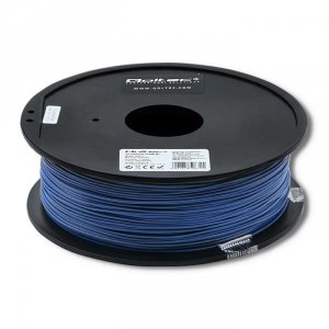 Filament Qoltec do druku 3D | ABS PRO | 1,75mm | 1kg | Blue