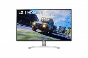 Monitor LG 31,5 32UN500-W 2xHDMI DP głośniki