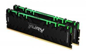 Pamięć DDR4 Kingston Fury Renegade RGB 16GB (2x8GB) 4266MHz CL19 1,4V czarna