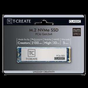 Dysk SSD Team Group T-create 1TB M.2 2280 PCI-e (2100/1700)