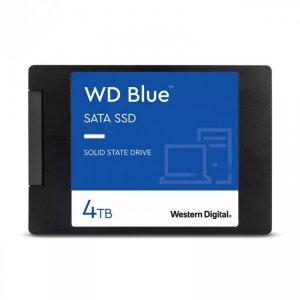 Dysk SSD WD Blue 4TB 2,5 (560/530 MB/s) WDS400T2B0A