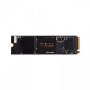 Dysk SSD WD Black SN750 SE 500GB M.2 2280 PCIe 4.0 NVMe (3600/2000 MB/s) WDS500G1B0E