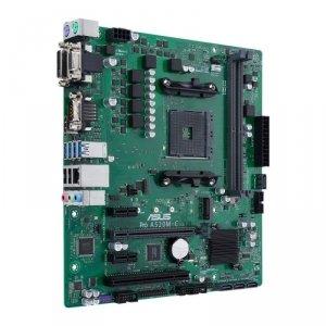 Płyta Asus Pro-A520M-C/CSM /AMD A520/SATA3/M.2/USB3.1/PCIe3.0/AM4/mATX
