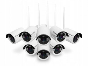 Zestaw do monitoringu Overmax Camspot NVR 8.0