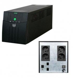 Zasilacz awaryjny UPS Ever Line-Interactive Sinline USB HID 1200VA