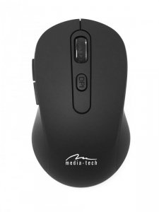 Mysz bezprzewodowa Media-Tech MORLOCK BT MT1120 czarna