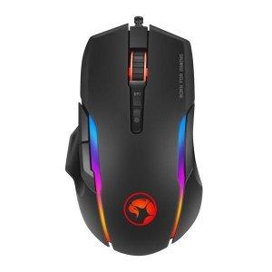 Mysz przewodowa Marvo G945 PRO RGB Gamingowa 10000 DPI