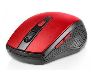 Mysz bezprzewodowa Tracer DEAL RED RF Nano optyczna