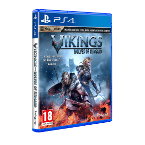 Gra PS4 Vikings Wolves of Midgard PL