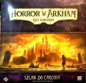 Horror w Arkham LCG Szlak do Carcosy PL