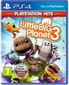 Little Big Planet 3 PL PS4
