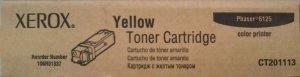 Toner Xerox 106R01337 yellow | 1000str | Phaser 6125