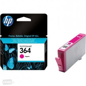 Tusz HP 364 magenta Vivera | 3ml | PS C5380/C6380/D5460/B8850