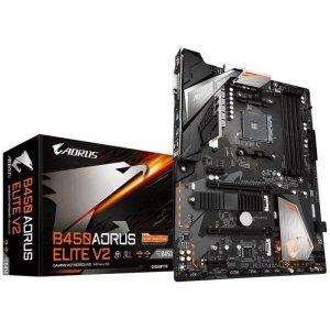 Płyta Gigabyte B450 AORUS ELITE V2 (rev. 1.0) /AMD B450/DDR4/SATA3/M.2/USB3.1/PCIe3.0/AM4/ATX