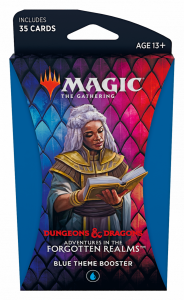 MTG - Adventures in the Forgotten Realms - Theme Booster - Blue