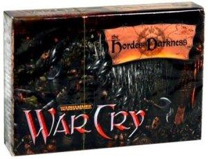 War Cry Hordes of Darkness Starter Deck