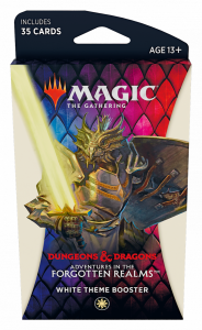 MTG - Adventures in the Forgotten Realms - Theme Booster - White