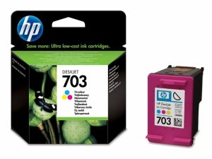 HP 703 (4ml) Kolor D730   CD888AE