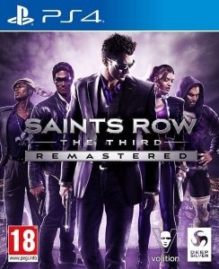 Saints Row: The Third Remastered PL PS4