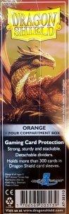 Dragon Shield: Four-Compartment Storage Box