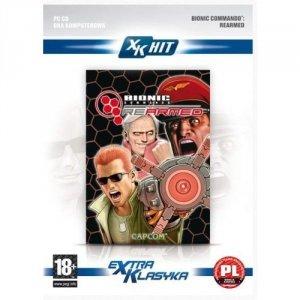 BIONIC COMMANDO REARMED PC DVD
