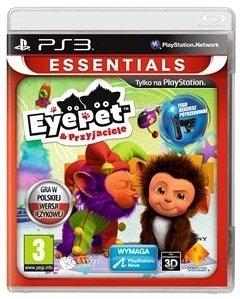 EyePet i przyjaciele pl PS3