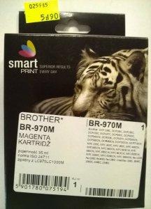 BROTHER LC970 MAGENTA    smart PRINT