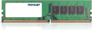 Używana Pamięć Patriot DDR4 4 GB 2400MHz, CL16 (PSD44G240081)