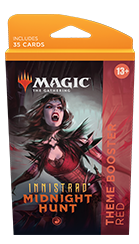 MTG - Innistrad: Midnight Hunt - Theme Booster - Red