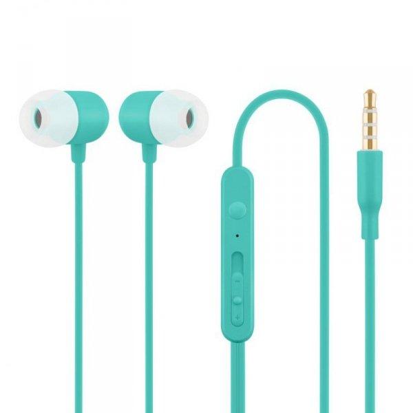 Słuchawki z mikrofonem Acme HE21B niebieskie
