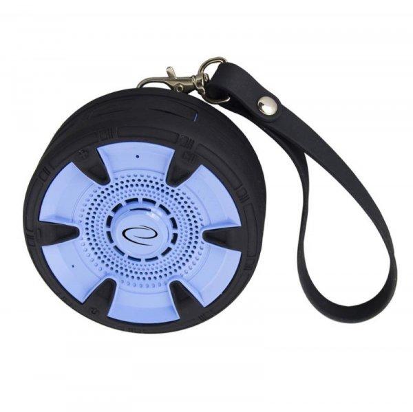 Głośnik Bluetooth Esperanza  Rider EP146KB czarno- niebieski