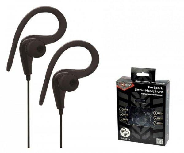 Słuchawki X-Zero X-H361K czarne