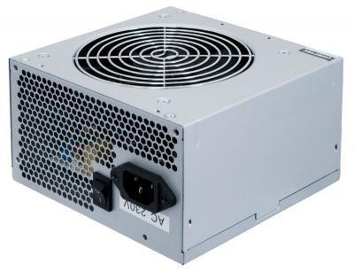 Zasilacz Chieftec GPA-500S8 500W ATX 120mm 80+ aPFC BULK