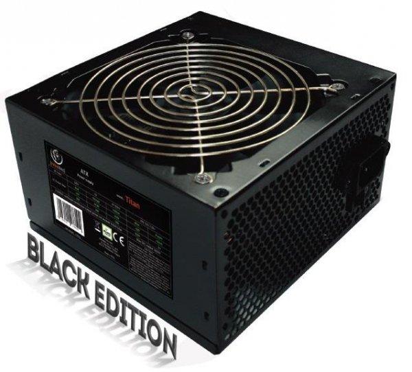Zasilacz ATX Rebeltec TITAN 600 12cm fan + kabel