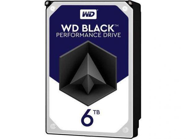 "Dysk WD WD6003FZBX 3.5"" 6TB WD Black 256MB 7200 SATA III"