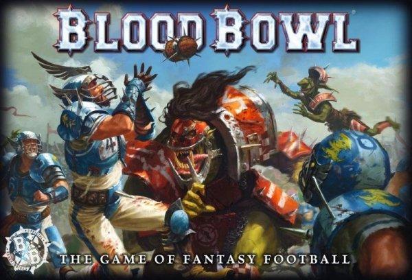 Blood Bowl - zestaw podstawowy Pudełko