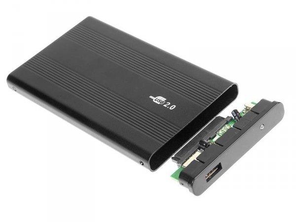"""Obudowa na dysk Tracer 722-2 AL USB 2.0 HDD 2.5"""" IDE"""