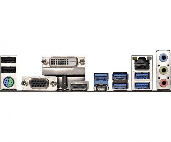 ASRock X370 PRO4, 4xDDR4, USB 3.1, 4 x SATA3 6.0 Gb/s, DVI-D/HDMI