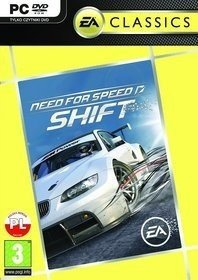 NEED FOR SPEED SHIFT PC DVD